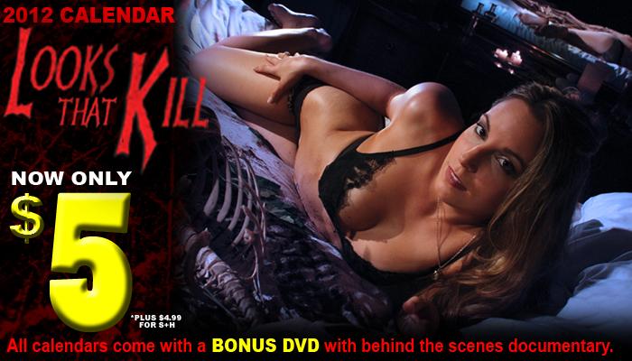 Looks That Kill Calendar 2012