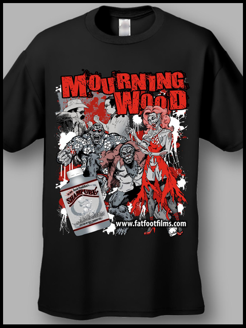 MourningWoodT-Shirt