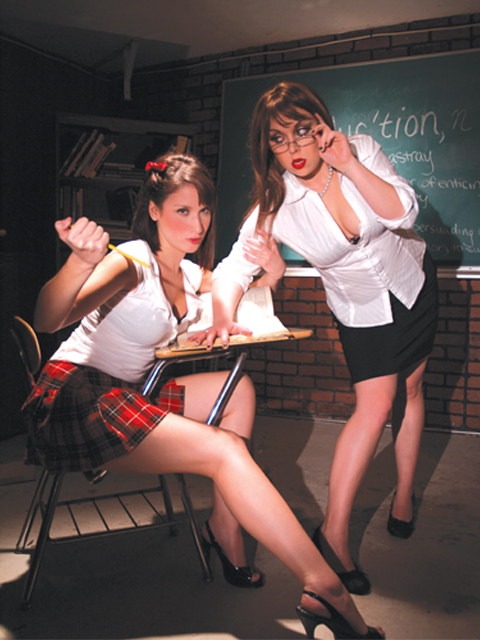 from Ford sexy naked naughty school teachers