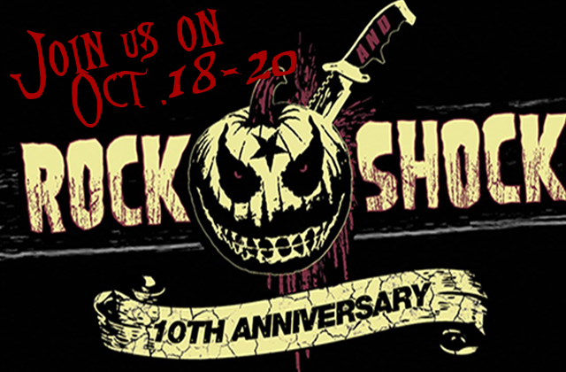 rock and shock 2013
