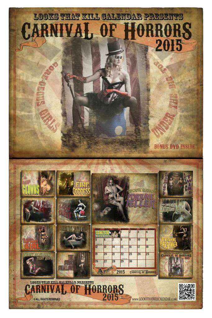 Order Your 2015 Calendar TODAY!