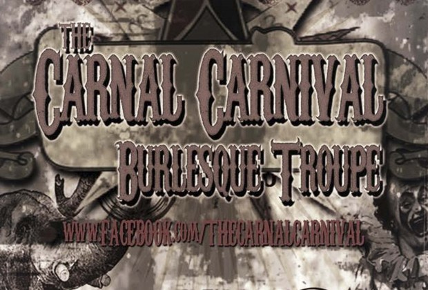 The Carnal Carnival is a show unlike any other. Come join them for a night of laughter, horror, suspense, and a few snazzy un-dressers. Allow themto captivate you with sexy, […]