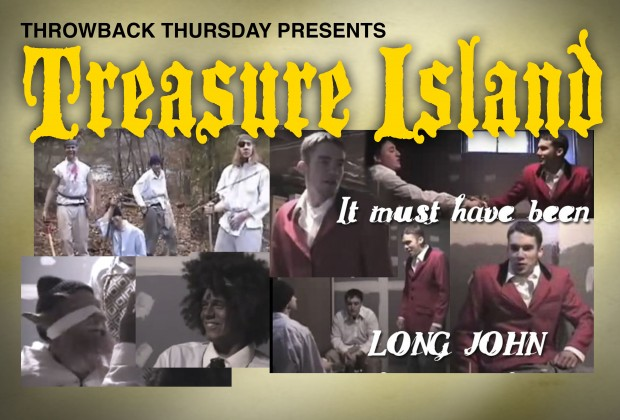 """Every Thursday we will be showcasinga short video from our past. This week's short is """"Treasure Island"""" it was created back in 2002 for a college art project. The teacher […]"""
