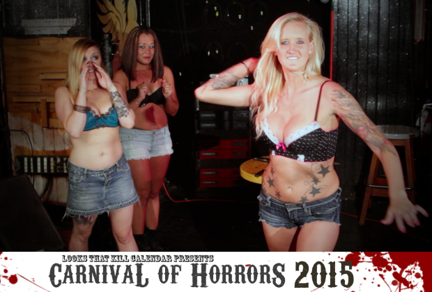 PYP Beauty Studio and Fat Foot Films teamed up back in 2014 to bring you the final Looks that Kill Calendar: Carnival Of Horrors 2015. This video is a behind […]