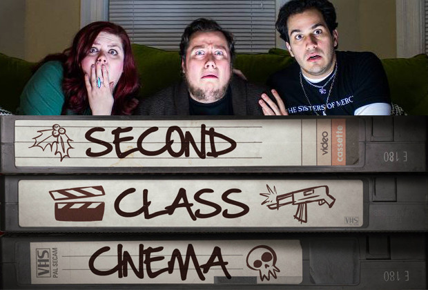 Second Class Cinema is coming to Fat Foot Films! Second Class Cinema is a reaction-based podcast where Tom, Brittany and Erik watch a B-movie and then immediately discuss. Bio: Tom, Brittany, […]