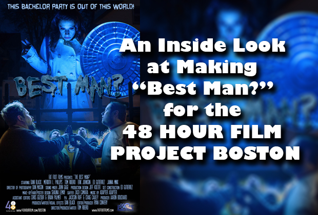 "Fat Foot Films presents a behind the scenes documentary of creating their short film ""Best Man?"" for the Boston 48 Hour Film Project.  To watch the ""Best Man?"" click HERE! […]"