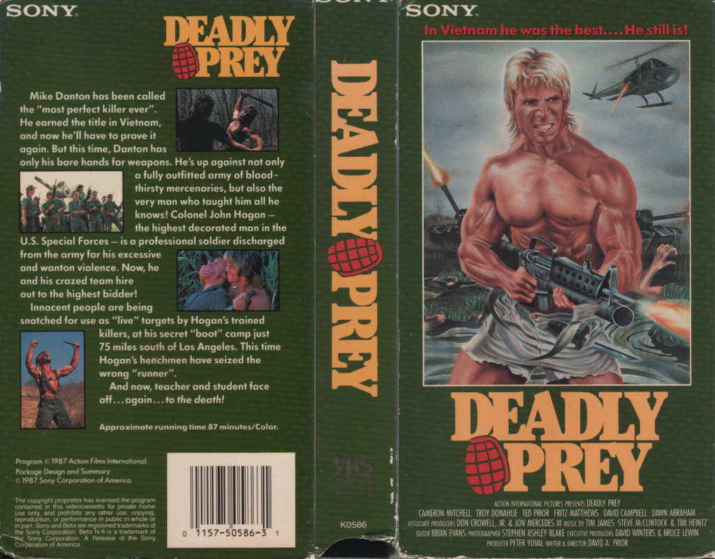 DEADLY-PREY