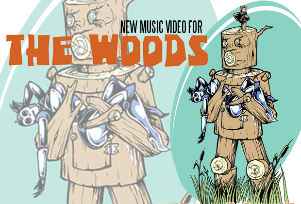 This is the latest music video for THE WOODS shot and edited by Fat Foot Films Ryan Convery.  Click here to find them on FACEBOOK! Jamie Krause (Bass Guitar/Back up Vocals), […]