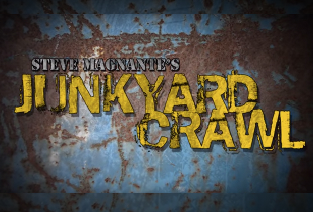Steve Magnante and Fat Foot Films have joined forces to create a brand new TV show. Here is a little teaser of Steve Magnante's Junkyard Crawl where he will take you through […]