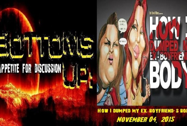 "This Wednesday night at 8pm Johnson, Ed, and Ryan will be on the ""Bottoms Up: Appetite for Discussion"" radio show to discuss our latest full length feature ""How I Dumped […]"