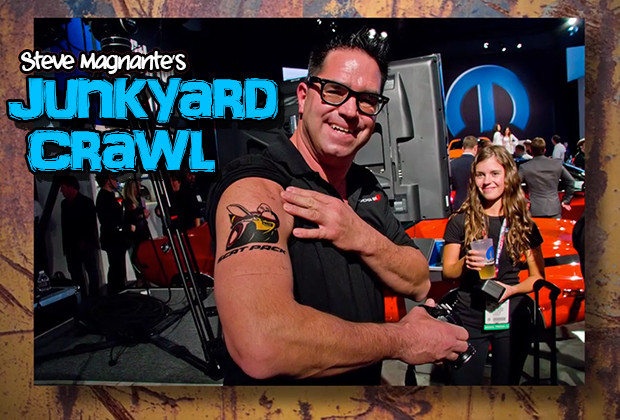 STEVE MAGNANTE'S JUNKYARD CRAWL – Pilot Episode from Fat Foot Films on Vimeo.  Steve Magnante and Fat Foot Films have joined forces to create abrand newTV show called Steve […]