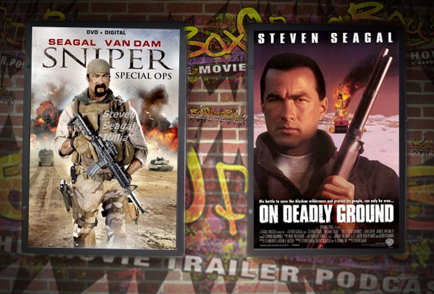 Our special guest this week is Tom (Second Class Cinema). He helped us as we caught up with Steven Seagal on his latest piece of greatness Sniper: Special Ops (2016) […]