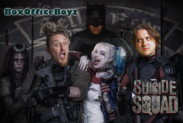 "On this week's episode of Box Office Boyz we discuss second rate super heroes that star in such films as 2016's ""SUICIDE SQUAD"" and 1978's ""SPIDER-MAN STRIKES BACK"". This week our […]"