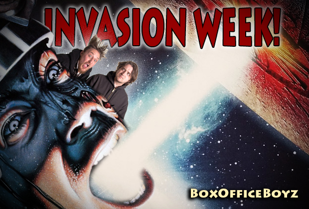 Break out your saucers and little green men because it is INVASION WEEK! Ryan & Aaron are joined by SFX artist Billy as they look at the trailer for 2016's […]