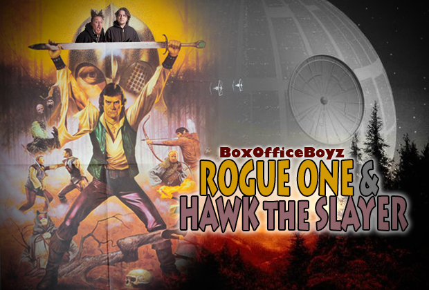 "On this week's episode of Box Office Boyz we travel at ludicrous speed into a galaxy far, far away for 2016's ""ROGUE ONE: A STAR WARS STORY"" and we then stop […]"