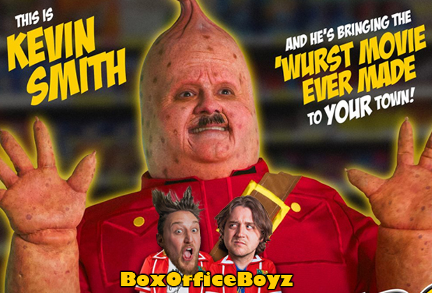 "On this week's episode of Box Office Boyz we discuss Kevin Smith's Ego and watch trailers about his greatness in 2016's ""YOGA HOSERS"" and ""SHOOTING CLERKS"". This week our special guest is Erik […]"
