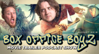 Mythical Animation Week! This week on Box Office Boyz Aaron & Ryan are joined by Richelle to talk animation, holiday traditions, and inappropriate uses for VHS clam-shell boxes for Mythical […]