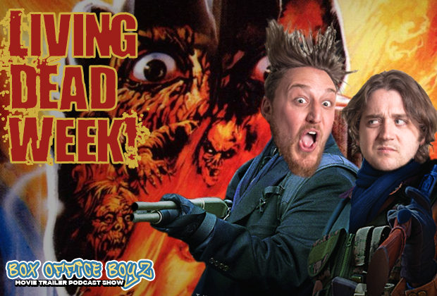 This week on Box Office Boyz, Ryan & Aaron are joined by Brittany from SCC to take a look at the living dead… and their movies… trailers. **This podcast is NSFW […]