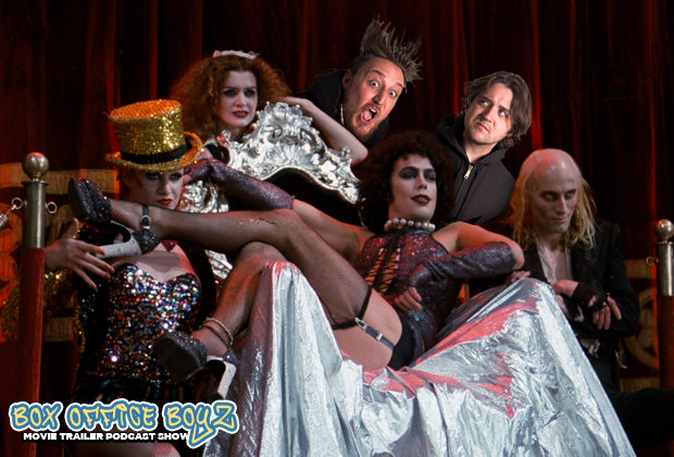 Molly & Shauna join the Boyz to talk all things Rocky Horror. Find out how young we all were when we first watched it and why Ryan believes that John […]