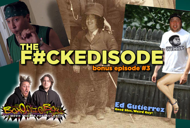 BOX OFFICE BOYZ presents another FUCKEDISODE a bonus episode of odds and sods bringing us back to that simpler time when Richelle and Ed joined Aaron & Ryan for a series […]
