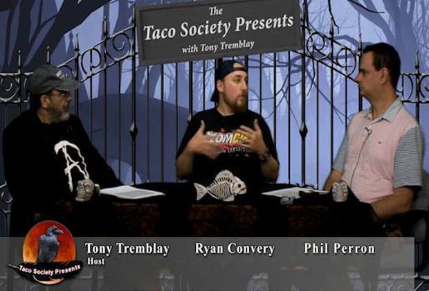 Ryan Convery sits down and talks scripts and movie making with The Taco Society Presents. The Taco Society Presents are Philip Perron, Sydney Leigh, and Tony Tremblay. Check out their youtube channel here.