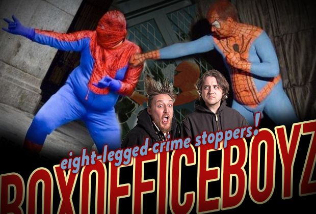 It is a Spider-Man double-feature as the Boyz swing into action this week with returning guest Josh (magicgoggles.com)!  Ryan wishes he grew up during different area, Josh gets excited for teenagers […]