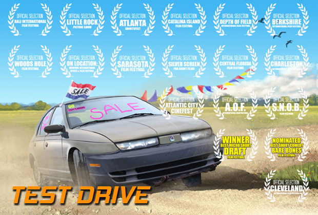 After a long road out on the film festival circuit. TEST DRIVE is finally available for your viewing pleasure. ENJOY!   IMDb: http://www.imdb.com/title/tt5436828/     Ryan, Ed and Johnson take […]