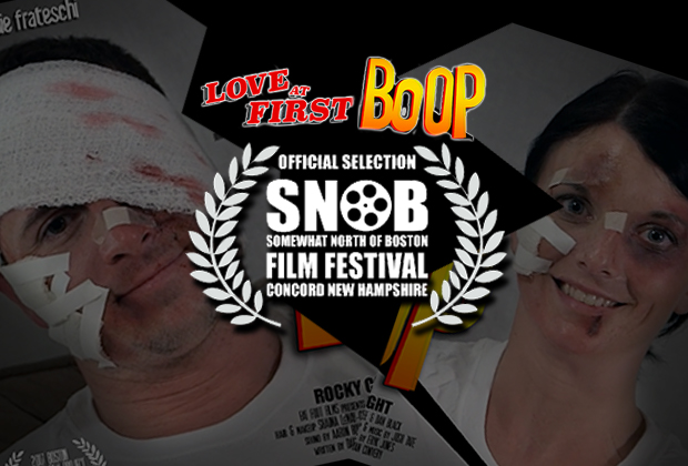 "We are proud to announce our short film ""Love at First Boop"" was accepted into the SNOB (Somewhat North of Boston) Film Festival and will be playing at the Red […]"