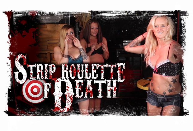 Strip Roulette of Death | Naked Ladies!