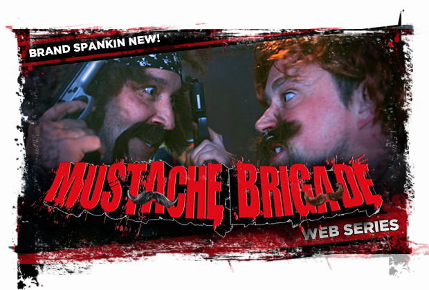 Mustache Brigade | Web Series