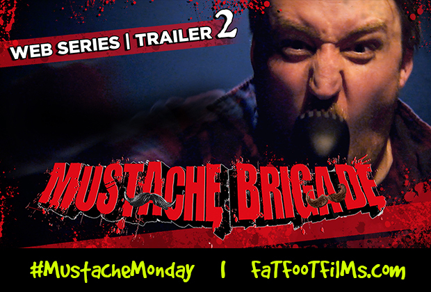 MUSTACHE BRIGADE | TRAILER #2    SERIES SYNOPSIS: The Mustache Brigade is an elite team of vigilantes, who use their mustaches as a mask to protect the innocent and […]