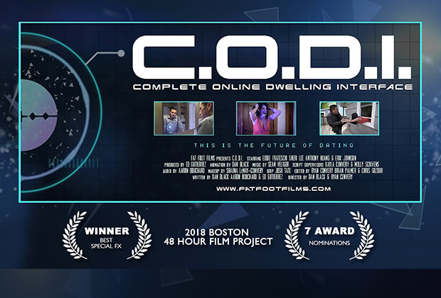 C.O.D.I. (Complete Online Dwelling Interface) wreaks havoc on a young mans first date. Starring Eddie Frateschi, Sheri Lee, Anthony Houng & Erik Johnson as the voice of C.O.D.I. Fat Foot […]