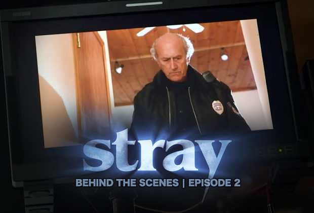 """Paul Kandarian talks about the onset shenanigans on Fat Foot Films latest short film """"STRAY""""."""