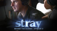 "The Fat Foot boys talk about being immature and telling terrible jokes on set from their latest short film ""STRAY""."