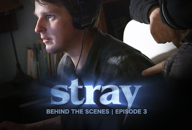 """The Fat Foot boys talk about being immature and telling terrible jokes on set from their latest short film """"STRAY""""."""